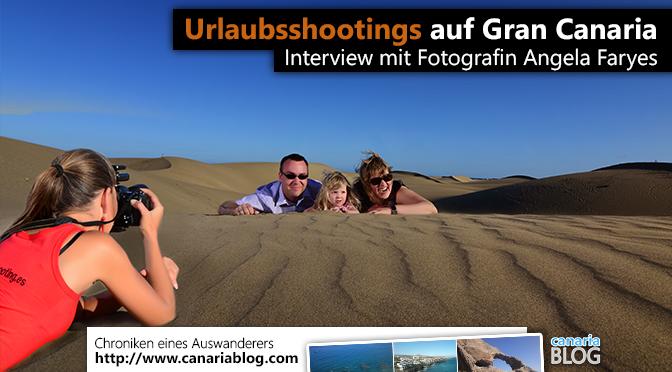 Angela Faryes – Fotografin auf Gran Canaria